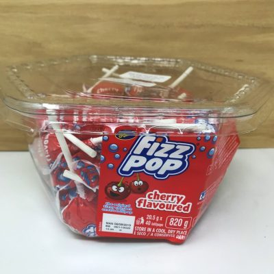 Beacon Fizz Pops Cherry