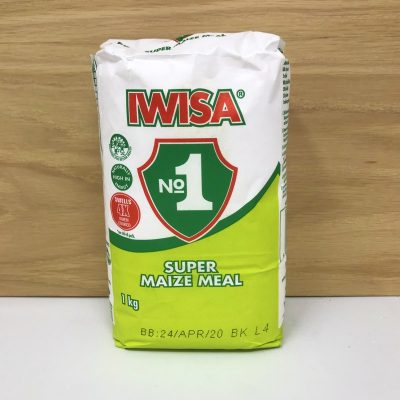 Iwisa No.1 Maize Meal - 1kg