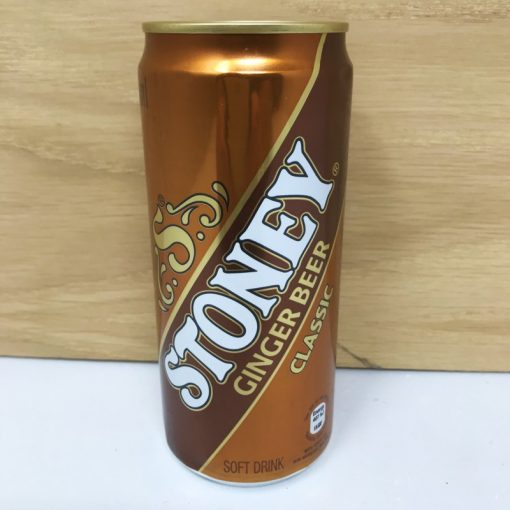 Stoney Ginger Beer 300ml can