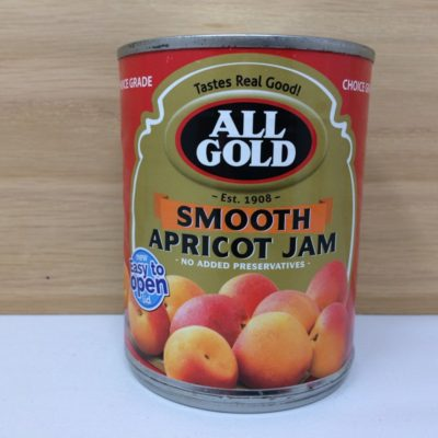 Smooth All Gold Apricot Jam