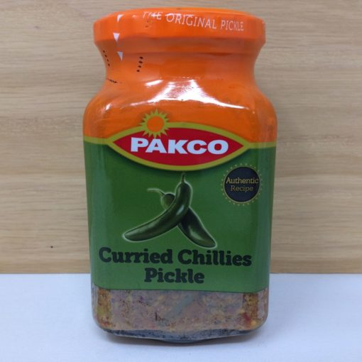 Pakco Curried Chilli Pickle