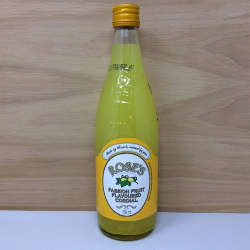 Roses Cordial - Passion Fruit