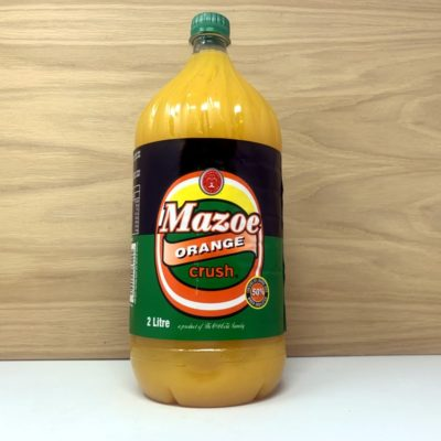 Mazoe Orange Crush