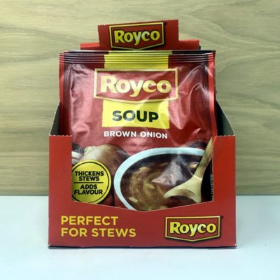 Royco Soup Brown Onion